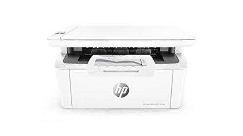 HP LaserJet Pro M28w Multifunktionsgerät Laserdrucker (Drucken, scannen, kopieren, WLAN, Airprint) weiß