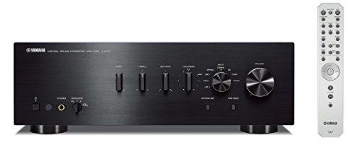 Yamaha A-S701 Stereo-Vollverstärker mit D/A Wandler schwarz