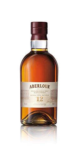 Aberlour 12 Jahre Highland Single Malt Scotch Whisky / Double Cask Matured Scotch Single Malt Whisky / 1 x 0,7 L