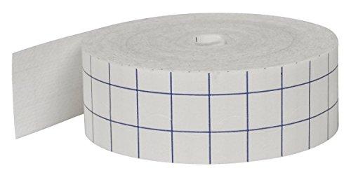 2 Rollen Elastisches Fixierpflaster 2,5 cm x 10 m Rolle unsteril