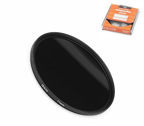 77mm IR850 Infrarotfilter IR Filter 77mm IR 850 dHD Digital Passfilter