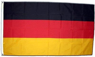 Flagge Deutschland - 60 x 90 cm