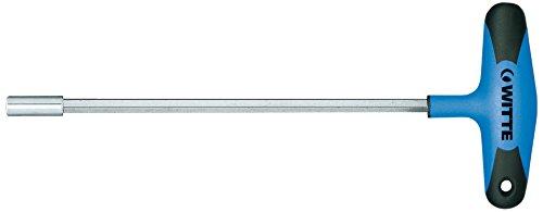 Witte Werkzeuge Quergriff Bit-Handhalter mit Dauermagnet 1/4 Zoll, 82620