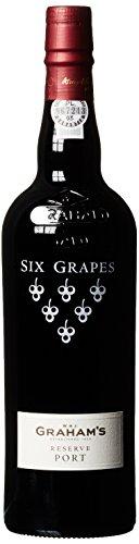 W.&J. Graham's Six Grapes Reserve Port (1 x 0.75 l)