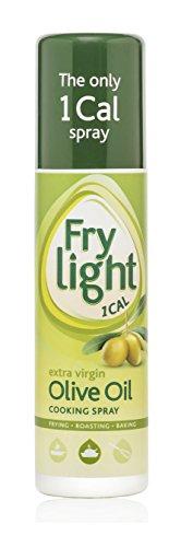 Fry Light Extra Virgin Olive Oil Cooking Spray 190ml - 1 Cal Per Spray!