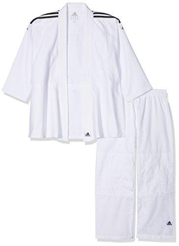 adidas Anzug Judo Uniform Club,brilliant Black/white, 150, J350