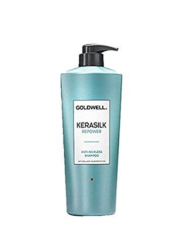 Goldwell Kerasilk Anti-Haarausfall Shampoo, 1er Pack (1 x 1 l)