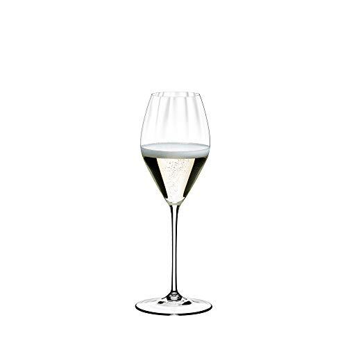 RIEDEL - Performance Champagne - Sektglas - Champagnerglas - 375 ml - 2 er Set