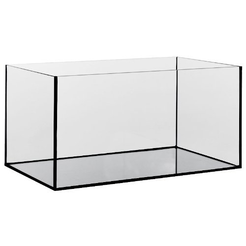Aquarium Glasbecken 40x25x25 cm, 3 mm, rechteck, 25 Liter Becken