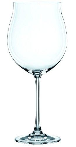 Spiegelau & Nachtmann, 4-teiliges Burgunderglas-Set, Kristallglas, 897 ml, Vivendi, 0085693-0