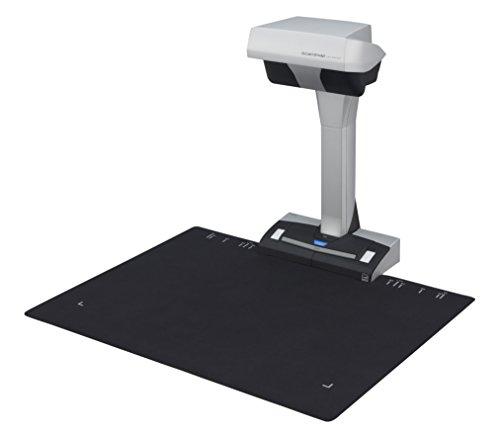 FUJITSU SV600 Scanner A3 kontaktloser Overhead Scanner A8 bis A3 USB MACOS WIN Nuance Power PDF