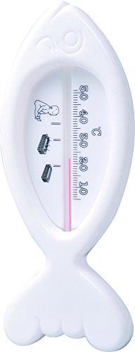 Technoline Badethermometer, weiß, 6 x 1,4 x 15 cm, WA 1030