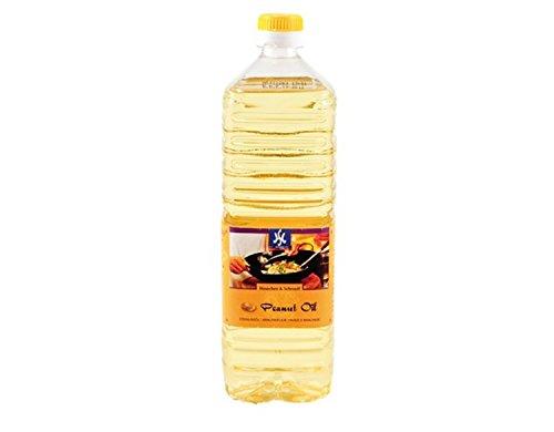 H&S - Erdnussöl - 1 Liter