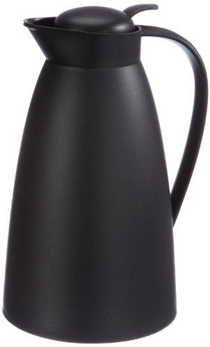 Alfi 825020100 Isolierkanne Eco, Kunststoff (1 Liter), schwarz