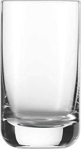 Schott Zwiesel 175514 Wasserbecher, Glas, transparent, 6 Einheiten