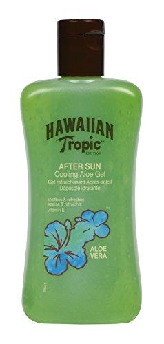 Hawaiian Tropic Cool Aloe Gel After Sun, 200 ml