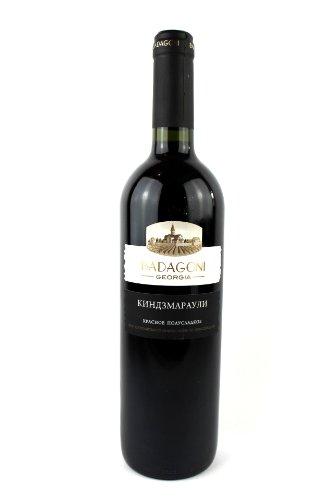 Rotwein Kindsmarauli Badagoni, lieblich (1x0,75) 11%
