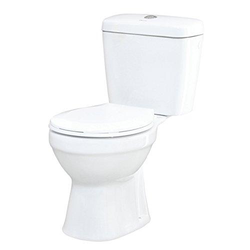 DOMINO LAVITA KERAMIK STAND-WC-TOILETTE #98220 ABLAUF SENKRECHT