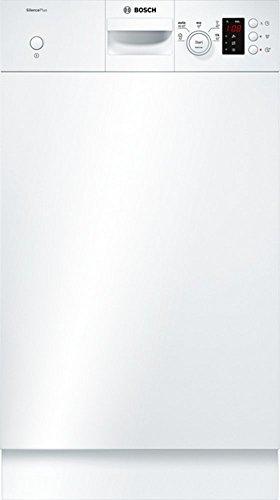 Bosch SPD25CW03E Unterbaugeschirrspüler/A+ / 220 kWh/Jahr / 2380 L/jahr / Aqua Sensor/Active Water Hydrauliksystem/weiß