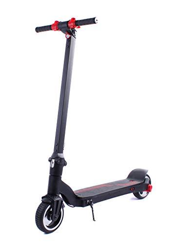E-Scooter Speed, 350 Watt E-Motor, 8 Ah-Akku, 28 km/h, 33 Kilometer Reichweite, nur 11,6 kg, Elektroroller, E-Roller, E-Tretroller, Produktvideo