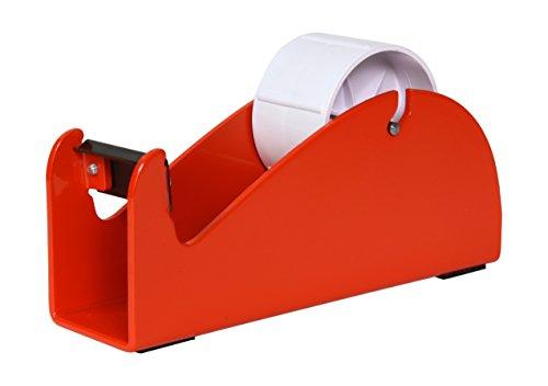 BONUS Eurotech 3AX00.00.0050/000 Manueller Tischabroller BD50, 1 seitigen Klebebänder mit maximalen Breite von 50 mm, Metall