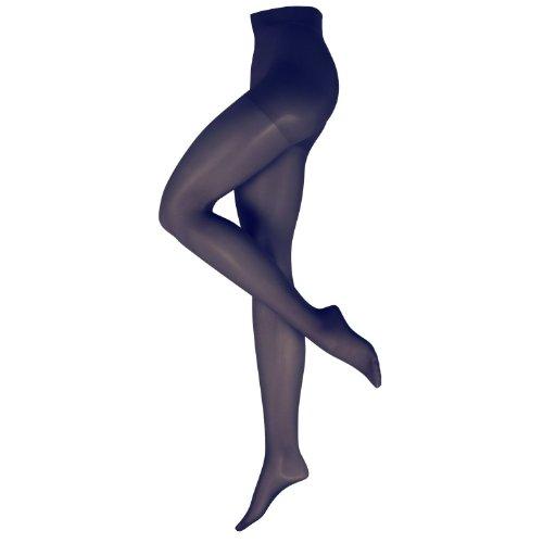 Nur Die Damen Stützstrumpfhose Fit in Form Strumpfhose, TRANSPARENT