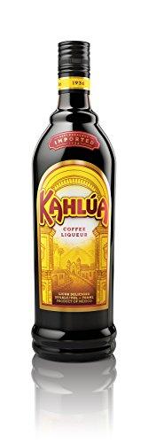Kahlúa Coffee-Likör / Aromatischer Kaffee Likör mit Noten von Karamell & Vanille / Ideal pur, in Kaffeeheißgetränken oder Cocktails wie White Russian / 1 x 0,7 L