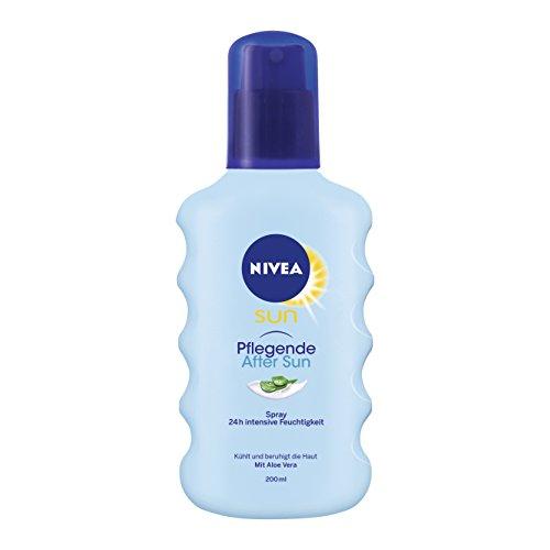 Nivea Sun Pflegendes After Sun Spray, 2er Pack (2 x 200 ml)