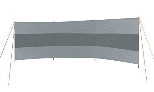 Windschutz 500X140 cm Inkl Spannleinen und 4 Metallstangen