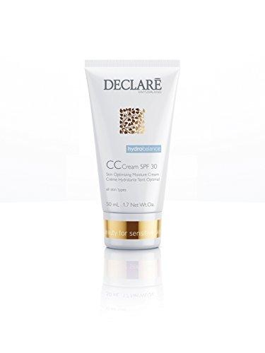 Declaré Hydro Balance femm/women, CC Cream SPF 30, 1er Pack (1 x 50 g)