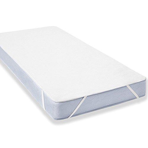 Wasserdichter matratzenschoner - Wasserundurchlässige Matratzenauflage Kopfkissenschoner in verschiedenen Größen (OEKO-TEX | OEKO-TEX Standard 100)