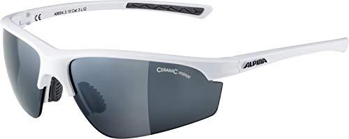 ALPINA Erwachsene Tri-Effect 2.0 Sportbrille, tin, One Size