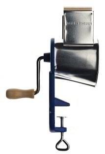 Sveiko Mandel-Mühle Metall mit Schraubzwinge farbig sortiert