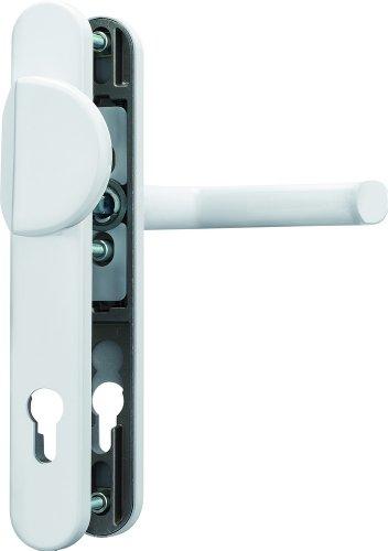 ABUS Tür-Schutzbeschlag SRG92 W weiß 22262