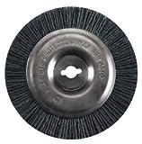 Einhell Ersatzbürste passend für Elektrischer Fugenreiniger BG-EG 1410 (Bürste aus Stahl mit 100 mm Durchmesser)