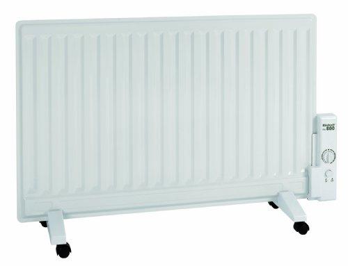 Einhell Elektro Heizung FH 800 (800 Watt, Thermostat, Stand- oder Wandgerät, mit Lenkrollen)
