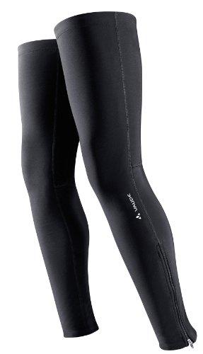 VAUDE Beinlinge Leg Warmer, Black, L, 03350