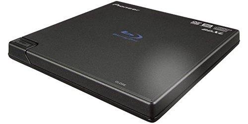 Pioneer BDR-XD05TB Blu-ray Rekorder (USB 3.0, extern, BDXL/DVD)