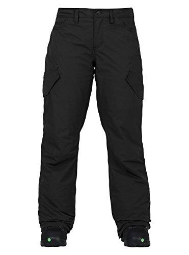 Burton Damen Fly Pants Snowboardhose, True Black, L