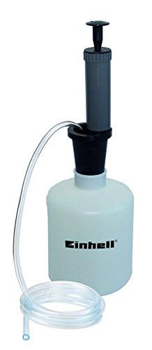 Einhell Benzin- und Ölabsaugpumpe (1,6 l Behälter, 1,3 m Absaugschlauch, Unterdruckpumpe)