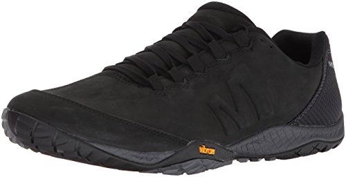 Merrell Herren Parkway Emboss Lace Sneaker, Schwarz Black, 44.5 EU