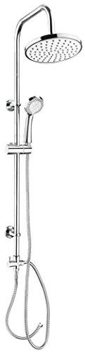 CON:P Carballo Duschsystem, rund, SA330100