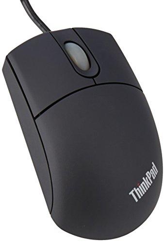 Lenovo 31P7410 3-Tasten Maus mit PS/2 und USB-Anschluss