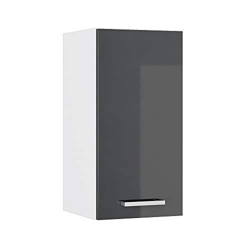 Vicco Küchenschrank R-Line Hängeschrank Unterschrank Küchenzeile Küchenunterschrank Arbeitsplatte, Möbel verfügbar in anthrazit und weiß