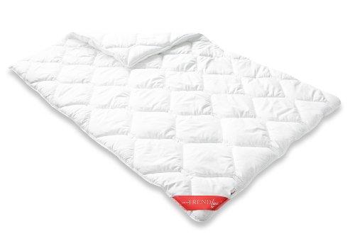 Badenia Bettcomfort Steppbett Trendline Micro Kochfest Duo, 155 x 220 cm, weiß