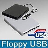 Mitsumi Fujitsu USB Portable Floppy Drive FPCFDD12 (Diskettenlaufwerk - Extern)/A [PC]