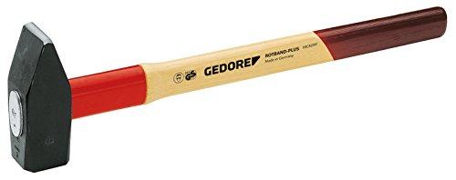 GEDORE Vorschlaghammer Rotband-Plus 5 kg. 800 mm. 1 Stück. 609 H-5