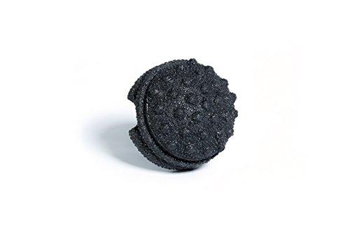 BLACKROLL TWISTER Faszientool - das Original. Selbstmassage für die neuartige punktuelle Tiefenstimulation in schwarz