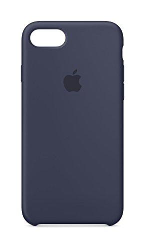 Apple Silikon Case (iPhone8 / iPhone 7) - Mitternachtsblau