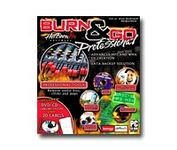 Burn & Go Professional: Drag and Drop CD- und DVD-Brenner